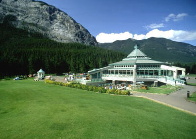 Fairmont Banff Springs Golf Course 2