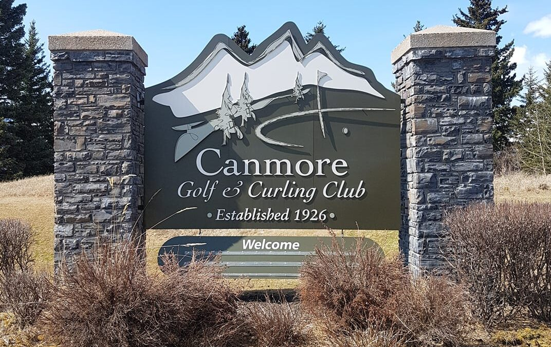 Canmore Golf & Curling Club 2