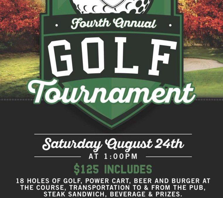 4th Annual Black Bull Golf Tournament