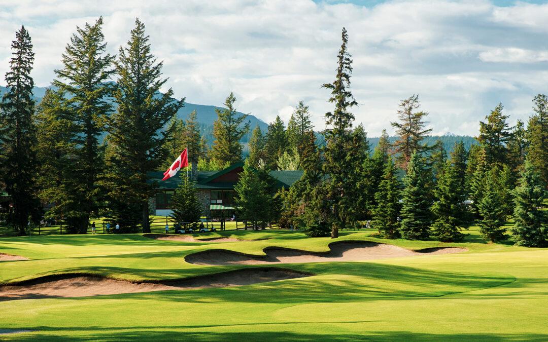 Fairmont Jasper Park Lodge Golf Course