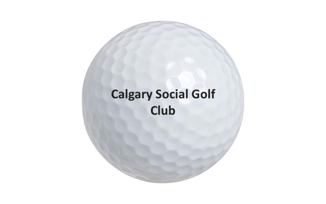 Calgary Social Golf Club