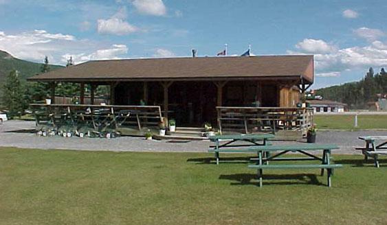 Nordegg Historic Golf Course